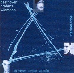 Beethoven, Brahms, Widmann: Clarinet Trios