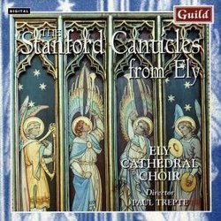 Stanford Canticles from Ely