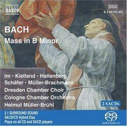 Bach: Mass in B minor [Hybrid SACD]