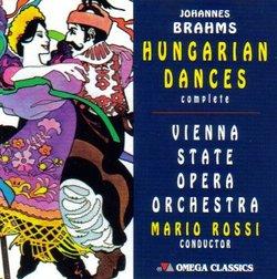 Johannes Brahms - Hungarian Dances (Complete)
