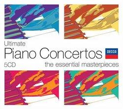 Ultimate Piano Concertos: The Essential Masterpieces [Box Set]