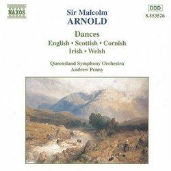 Sir Malcolm Arnold: Dances