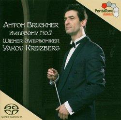 Anton Bruckner: Symphony No. 7 [Hybrid SACD]