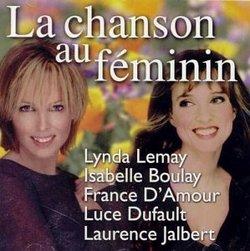 La Chanson Au Femenin