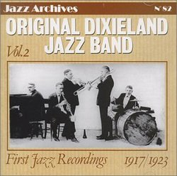 First Jazz Recordings