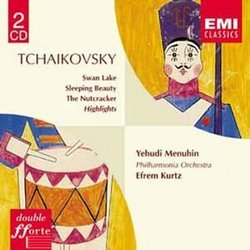 Tchaikovsky: Swan Lake/Sleeping Beauty/The Nutcracker [Highlights]