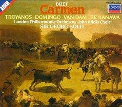 Carmen / Troyanos, Domingo, van Dam, Te Kanawa; Sir Georg Solti