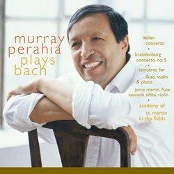 Murray Perahia Plays Bach
