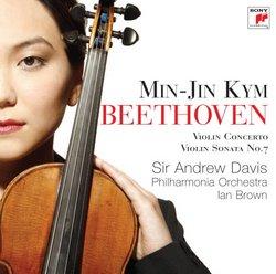 Beethoven: Violin Concerto; Violin Sonata No. 7