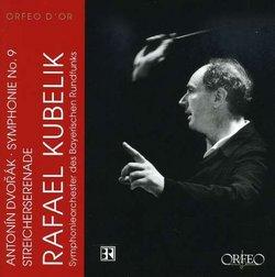 Antonín Dvorák: Symphonie No. 9; Streicherserenade