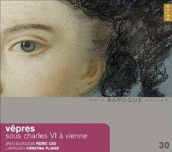 Vêpres sous Charles VI à Vienne