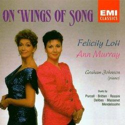 Felicity Lott & Ann Murray - On Wings of Song (Duet, Mélodies & Lieder)