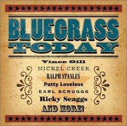 Bluegrass Today { Various Artists }