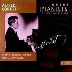 Alfred Cortot 2 -Great Pianists of the Century