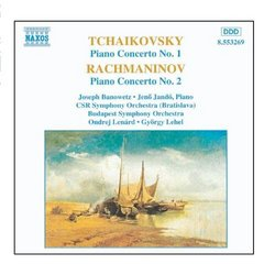 Tchaikovsky / Rachmaninov: Piano Concertos