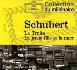 Schubert: La Truite; La jeune fille et la mort