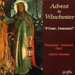 Advent in Winchester