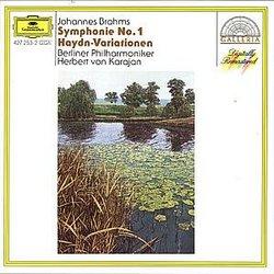 Symphony 1 / Haydn Variations