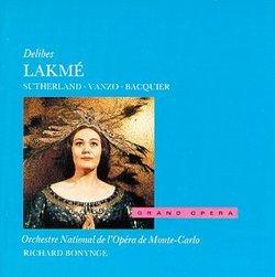 Delibes: Lakmé / Bonynge, Opéra de Monte-Carlo