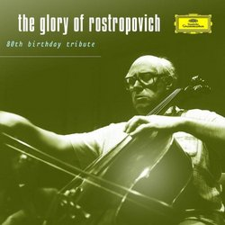 The Glory of Rostropovich: 80th Birthday Tribute [Box Set]