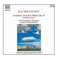 Rachmaninov: Symphony No. 2 / The Rock, Op. 7
