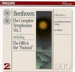 Beethoven: Complete Symphonies, Vol. 2