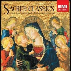 Sacred Classics - Messiah, Ave Maria, Pie Jesu, Zadok the Priest, L'enfance du Christ