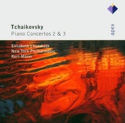 Tchaikovsky: Pno Ctos Nos 2 & 3