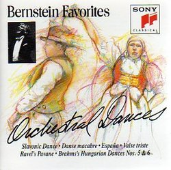 Bernstein Favorites: Orchestral Dances