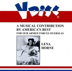 V-Disc Recordings: Lena Horne