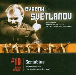 Scriabin: Sym No 2