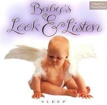 Baby's Look & Listen: Sleep [includes DVD]