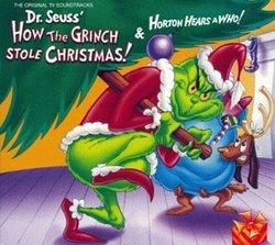 How the Grinch Stole Christmas (1966 TV Movie) / Horton Hears A Who (1970 TV Movie)