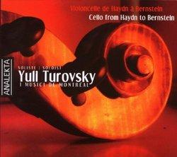 Cello from Haydn to Bernstein