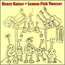 Lemon Fish Tweezer