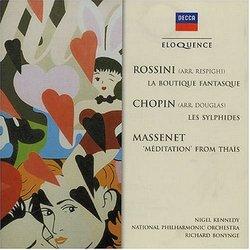 Rossini: LA Boutique Fantasque (Arr Resphighi)