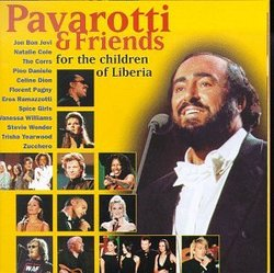 Pavarotti & Friends - For The Children Of Liberia