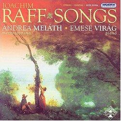 Joachim Raff: Songs