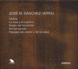José M. Sánchez-Verdú: Orchestral Works
