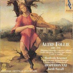 Altre Follie, 1500-1750 [Hybrid SACD]