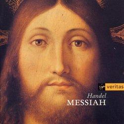 Handel - Messiah / Kirkby · Van Evera · Cable · Bowman · Cornwell · D. Thomas · Parrott