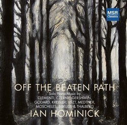 Off The Beaten Path: Solo Piano Music