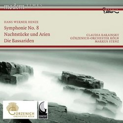 Henze: Symphonie No. 8; Nachtstucke und Arien