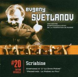 Scriabin: Sym No 3