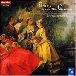 Encore: An Hour With Catilena: Music by Handel, Pachelbel, Vivaldi, Telemann, Pezel, Bach, Muffat, and Pepusch