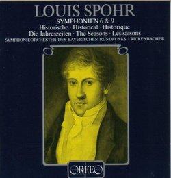 Louis Spohr: Symphonien 6 & 9