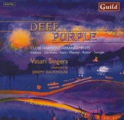 Deep Purple: Close Harmony Arrangements