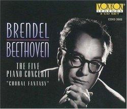 Beethoven: Piano Concertos/Choral Fantasy