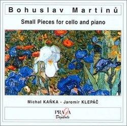 Cello Works: Small Pieces for Cello & Piano