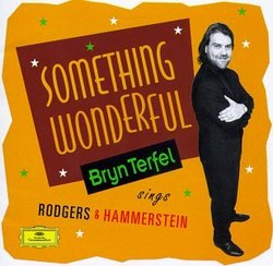 Bryn Terfel - Something Wonderful (Bryn Terfel sings Rodgers & Hammerstein)